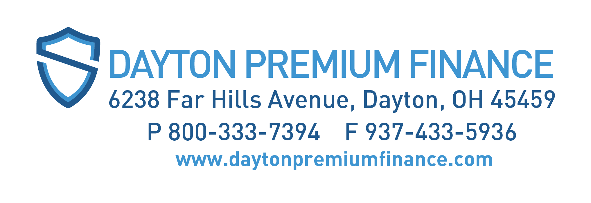 Dayton Premium Finance Logo